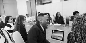 engaging business presentation