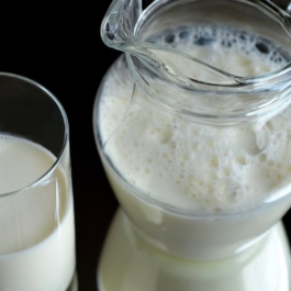 Presentation Tip - No milk!